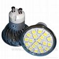 (2.5W, Replace 35W)  GU10 SMD LED Bulb