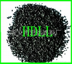 Activated carbon for water purification