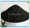 Activated carbon water treatment filter