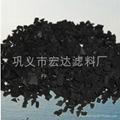 颗粒状椰壳活性炭
