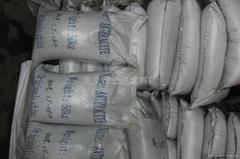 Coal anthracite filter media