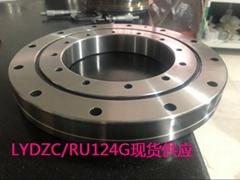 RU124G广东转盘轴承现货 高精度