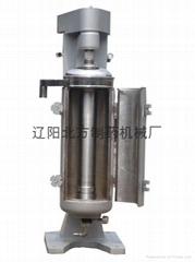 潤滑油過濾型管式分離機