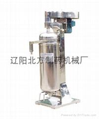 生物制品型管式分离机