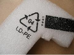 EPE珍珠棉表面絲印油墨