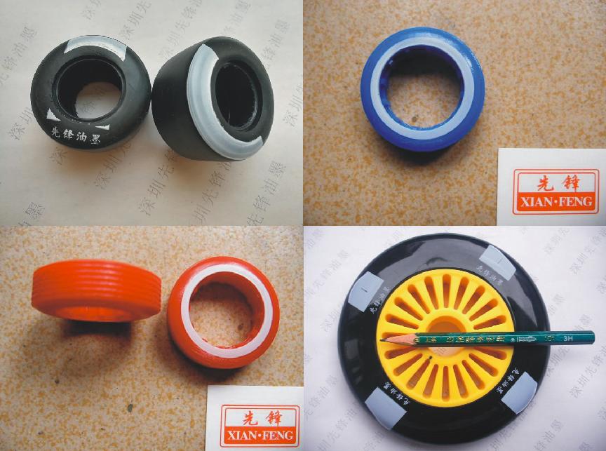 TPR油墨、橡膠油墨、SBS油墨、SEBS油墨 5