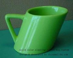 ceramic slanting gift mu
