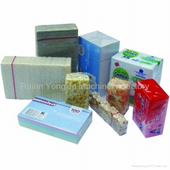 Wafer Biscuit Cellophane Wrapping Machine