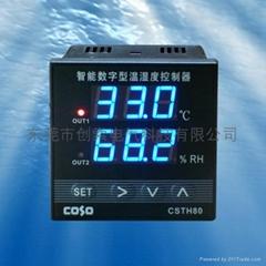 CSTH80智能温湿度控制器