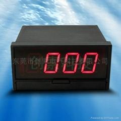 CS9635三位半數顯交直流電壓表