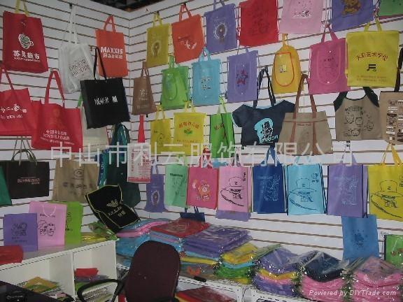 中山无纺布环保袋 3