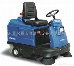 SC-2006駕駛式掃地機