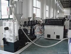PP-R管材生產線