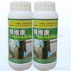 绿维康园林大树营养注射液