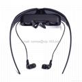 Portable Wireless Video Glasses Eyewear
