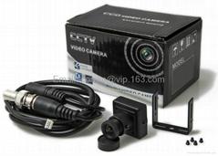 700TVL SONY Super HAD II CCD Mini OSD Camera micro square Line Control 25x25mm