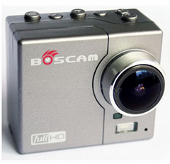 Boscam 1080P Sportcam Full HD FPV Mini Sports Camera HD08A