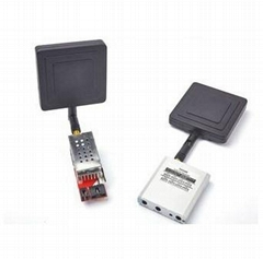FPV 5.8GHz 500MW AV wireless RF transmitter receiver kit for rc blimp Hel