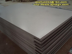 supply titanium and titanium alloy plate from china