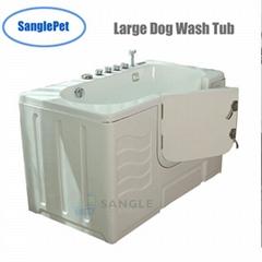 大中型狗寵物SPA浴缸