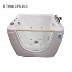 pet spa bathtub,dog bathtub fiberglass,pet spa dog bathtubs
