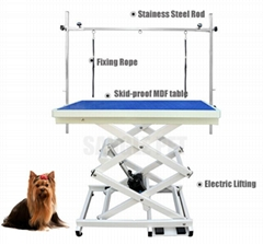 Electric Grooming lifting Table China factory