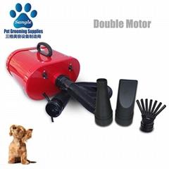Pet Hair Dryer double motors china supplies factory