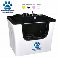 Microbubble Spa Tub for pet wash