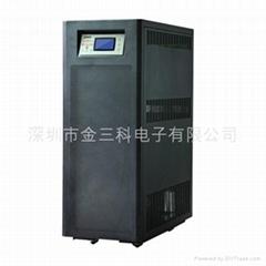 深圳三科SKT-8KVA三进单出工频在线式UPS电源