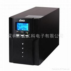 深圳三科SKG-1KVA高频在线式UPS电源