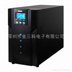 深圳SKG高频在线式UPS不间断电源
