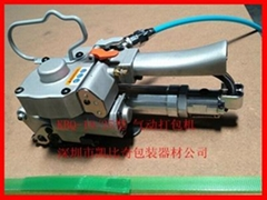 深圳出售气动塑钢打包机
