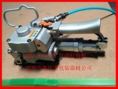 深圳出售氣動塑鋼打包機