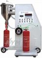 全自动灭火器干粉灌装机