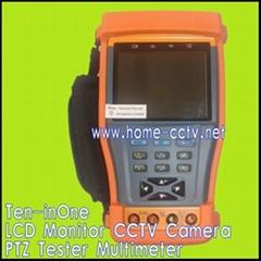 STest-894工程宝 视频监控测试仪 带高精度万用表