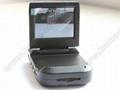 Car camera recorder with lcd display.