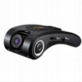 Car Dashboard Camera Accident Road DVR Cam+GPS Logger