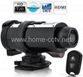 运动型、防水、高清摄像机、行车记录仪AT10