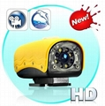 Brand new 720P hd sports bike camera waterproof helmet