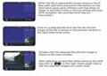 Car Dashboard Camera Accident Road DVR Cam+GPS Logger