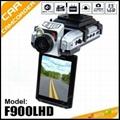 F900LHD高清行车记录仪,汽车黑匣子,高清车载录像机