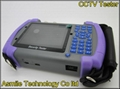 "ST-3000 CCTV Tester CCTV camera video Tester 3.5"" screen w/ 12v output"