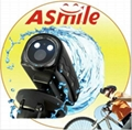 1080P FULL HD CYCLIST .RideRecord Cycle Video Camera