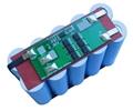 2节锂离子/磷酸铁锂电池组保护