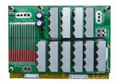 16--20节/100A锂离子/锂聚合物/磷酸铁锂电池组保护板