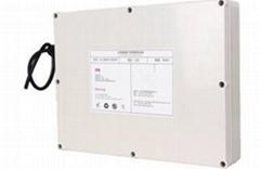 18650锂电池组 12V 40AH 太阳能光伏组件 太阳能储能电池
