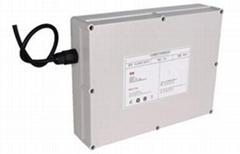 太陽能電池48AH 12V鋰電池 26650鋰電池 儲能電池 一體式路燈