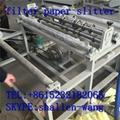 auto breaking system 1200mm Full auto filter paper slitter