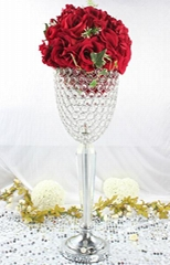 crystal centerpieces for wedding table nice crystal wedding table centerpiece