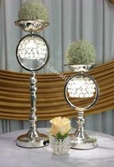 new wedding candelabra centerpiece crystal candelabra silver wedding centerpiece